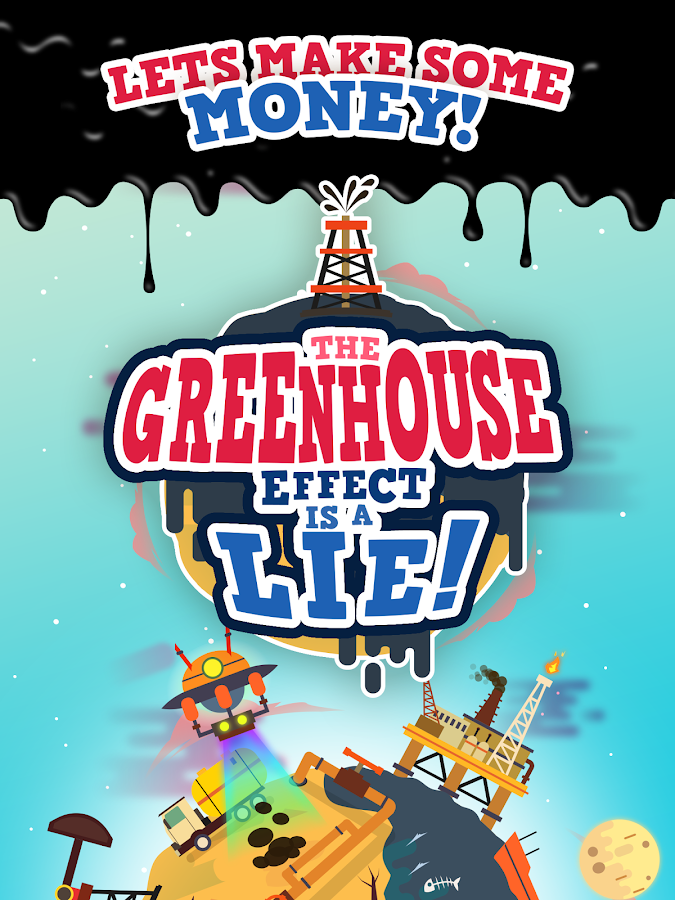 The Greenhouse Effect is a Lie- screenshot