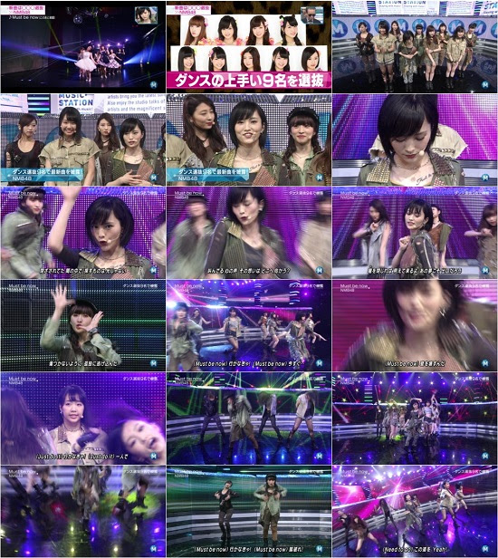 (TV-Music)(1080i) NMB48 Part – Music Station 151113