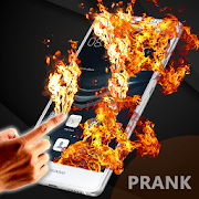 Game Super Crazy Screen Prank Electric Fire Tap Joke I APK for Windows Phone