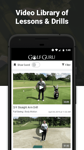 The Golf Guru - screenshot