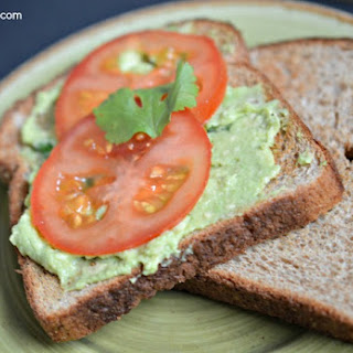 Avocado & Tomato Breakfast Toast