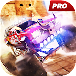Offroad Monster 3D: Hill Climb Race Game Simulator Icon