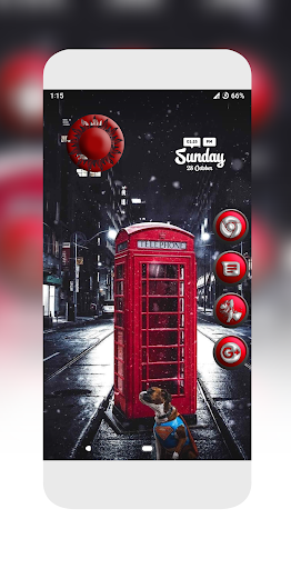 Download Orbic Red Icons Pack MOD APK 1