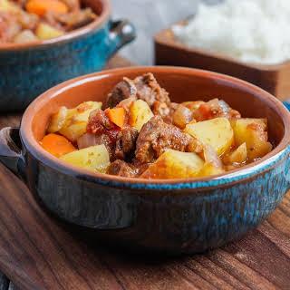 Filipino Beef With Potatoes Recipes.