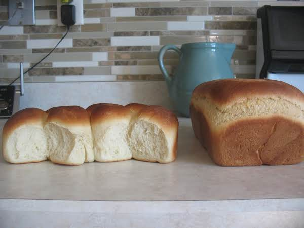 Soft And Chewy. Bread Or Rolls
