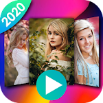 Photo Video Maker with Music - Video Status Maker icon