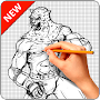 Easy to Draw Tekken APK icon