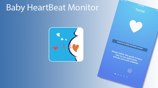 Baby Heartbeat Monitor : simulated - náhled