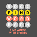 Find Words from Sports Vol. 1