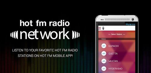 HOT FM 105 Pakistan - Apps on Google Play