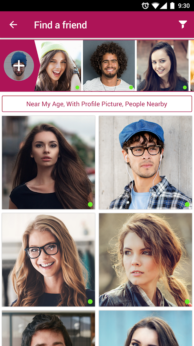 Waplog - Free Chat, Dating App, Meet Singles Android 6