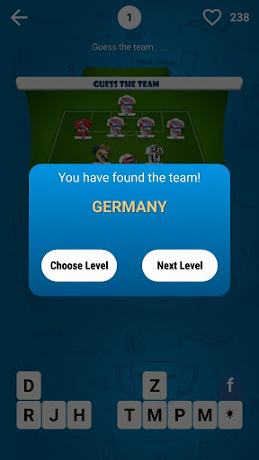 Guess The World Cup Team 2018 Quiz! Road To Russia  screenshots EasyGameCheats.pro 3