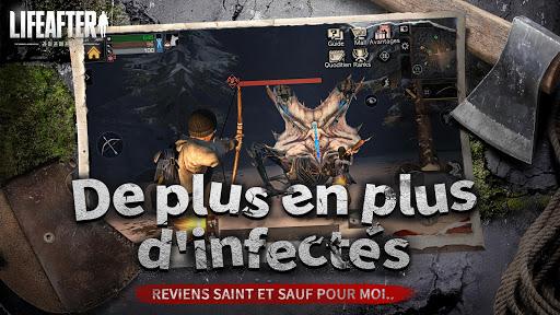 Code Triche LifeAfter: Night falls APK MOD screenshots 5