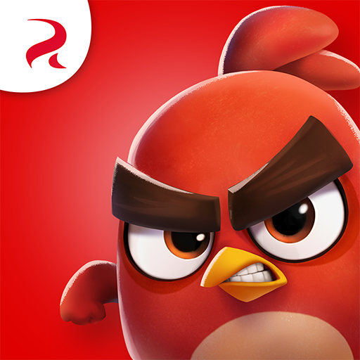 Angry Birds Dream Blast: Bubble Puzzle Shooter Icon