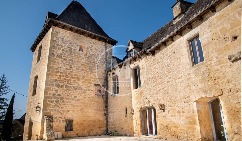Maison avec terrasse Sarlat-la-caneda