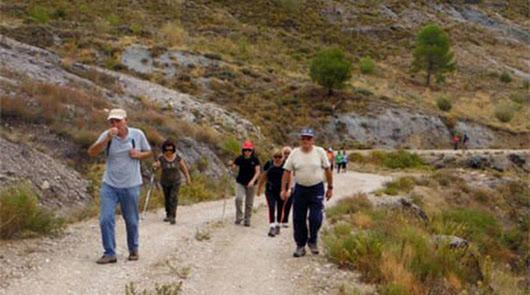 El PMD vuelve con el senderismo diurno por la Alpujarra almeriense