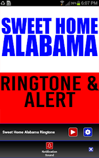 Sweet home alabama ringtone android apps on google play for Who sang the song sweet home alabama