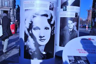 Photo: #museup visit zestört vielfalt Deutsche Museum Marlene Dietricht