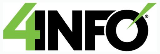 4INFO logo