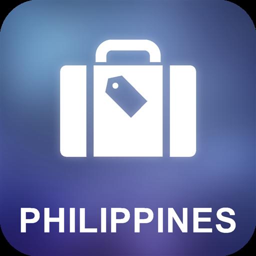菲律宾 离线地图 旅遊 App LOGO-APP試玩