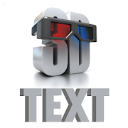 HD Font Name Art Editor 3D Photo Sqaure Effects