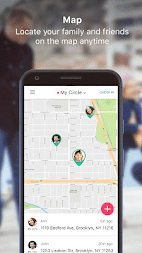 Family Locator by Fameelee APK screenshot thumbnail 1