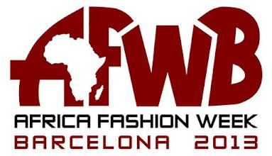 Photo: Africa Fashion Week Barcelona 2013