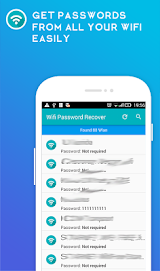 ★ Wifi Password Recover Apk Download Free for PC, smart TV