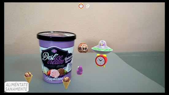 Deslice Cream Tiro al cono[RA]- screenshot thumbnail