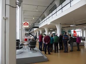 Photo: 29 0oktober 2016 CREO Rotterdam / Delft, Van Nelle fabriek: met Gispen meubilair en lampen
