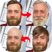 Face Old : Old Face Changer Icon