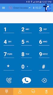Teleclaro - náhled