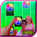 Disney's Zombies All music Piano Game