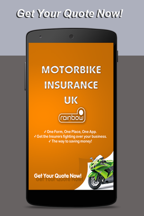 Motorbike Insurance UK- screenshot
