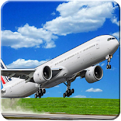 Airplane Flying Simulator 3D