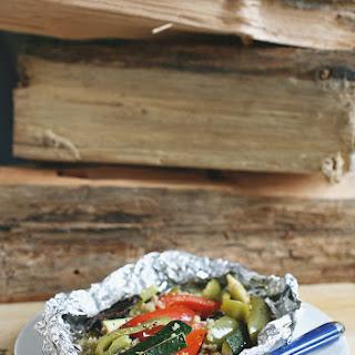Campfire Vegetables Recipes.