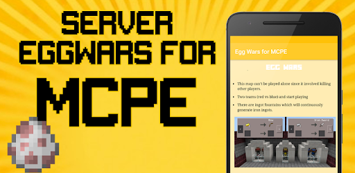 Egg wars for MCPE for PC