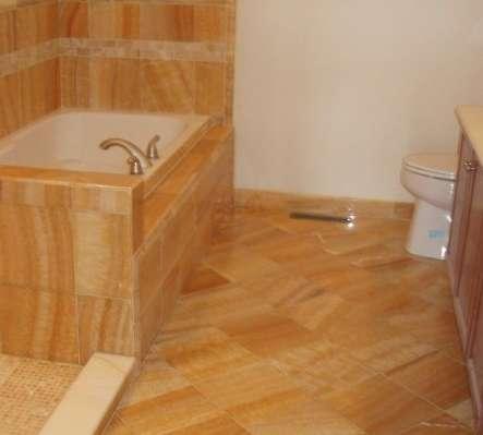 浴室地板思路