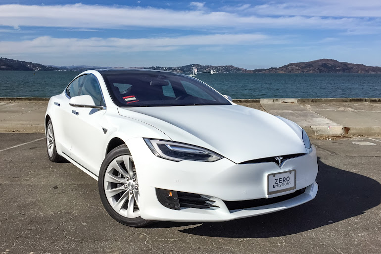 Rent A White Tesla Model S In San Francisco Getaround - Rent a tesla chicago