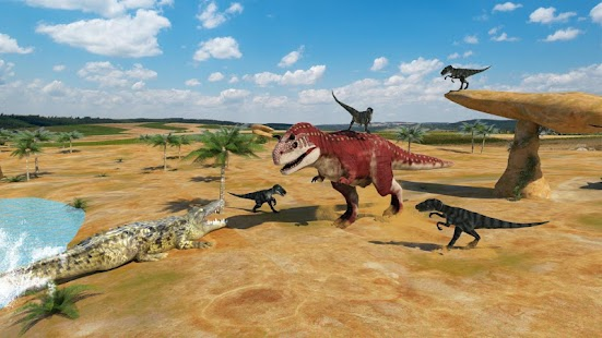 Dinosaur Games - Deadly Dinosaur Hunter Screenshot