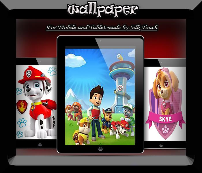 Paw Patrol Wallpaper 1 0 Apk Download Com Pawpatrolwallpaper Silktouch Apk Free