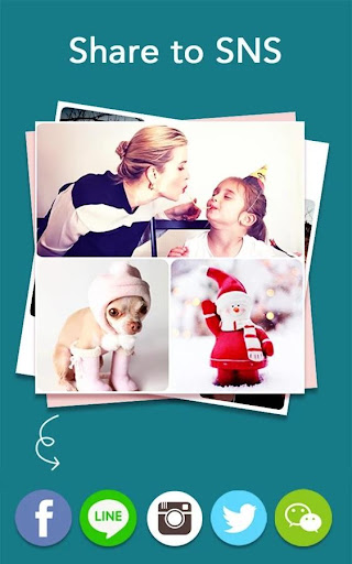 Photo Collage - InstaMag screenshot 15