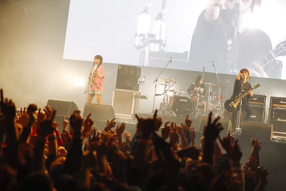 COUNTDOWN JAPAN 19/20 ヤバイTシャツ屋さん 超想上紅白: 「絕對要把這首歌傳遞到NHK!」