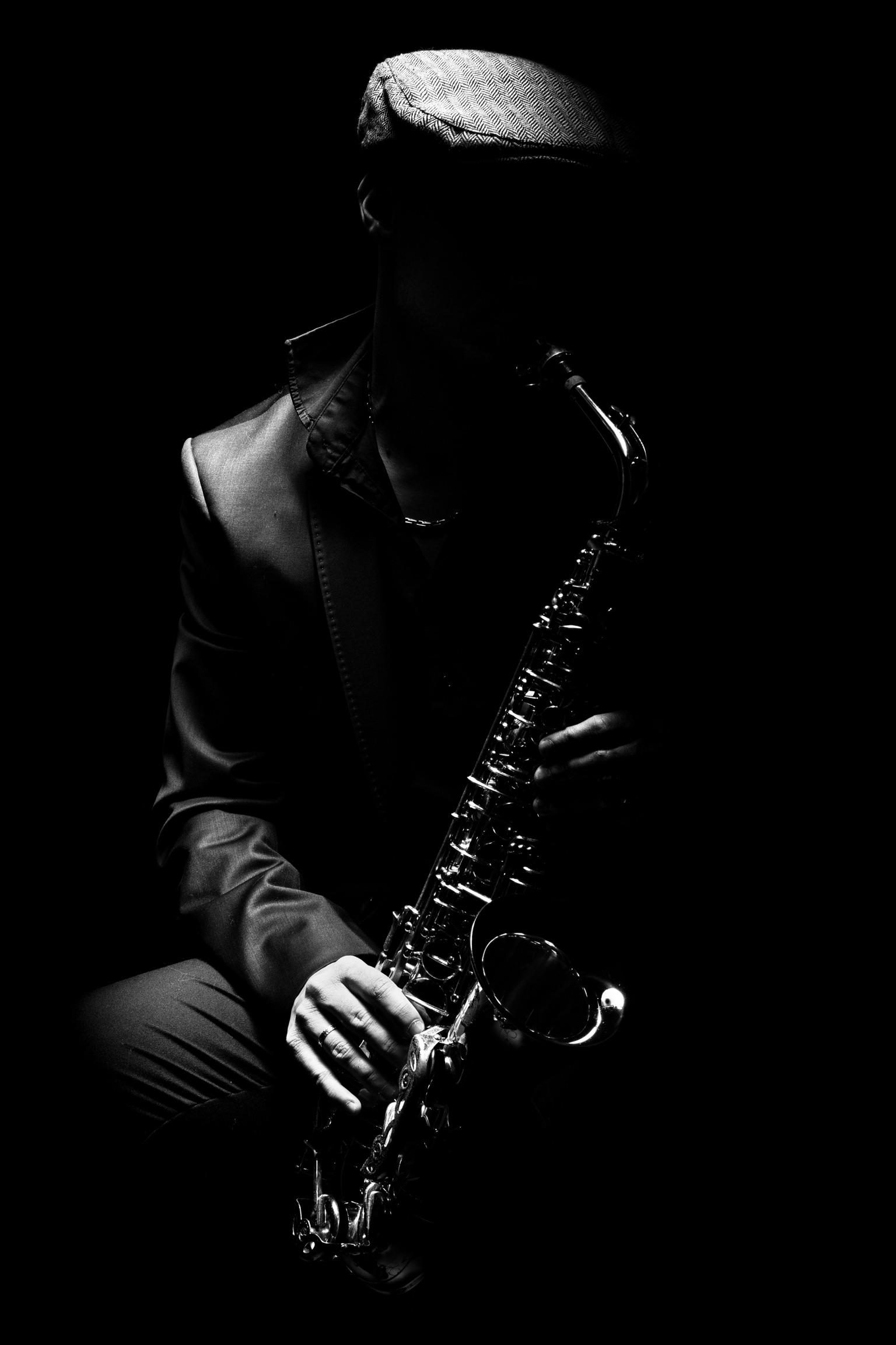 Lui è il sax di Nico Angeli Photography