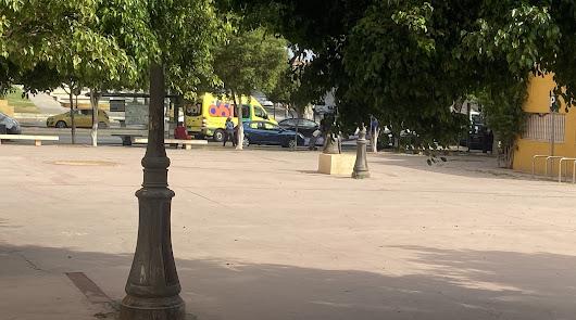 Dos heridos en un accidente de tráfico en Avenida del Mediterráneo