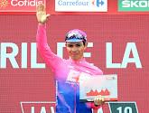 """Sergio Higuita (EF Education First) après son succès à la Vuelta : """"J'ai dû rouler avec mon coeur"""""""