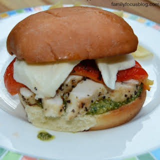 Lemon Pepper Chicken Sandwich Recipes.