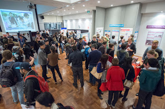 Photo: Over 200 students attended the evening.
