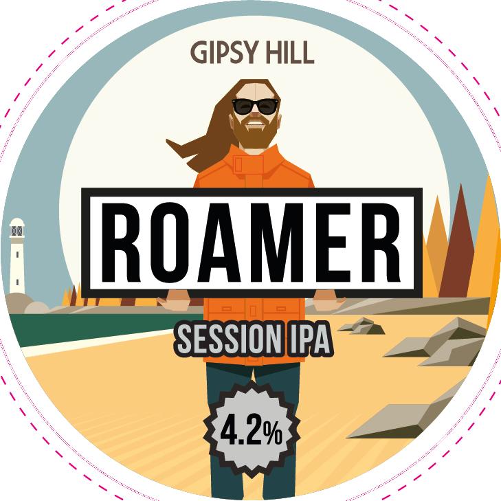Logo of Gipsy Hill Roamer
