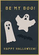 Be My Boo! - Halloween item